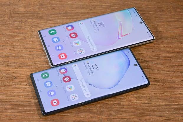 Android 10 nejprve obdrží řady Galaxy S10 aNote10. Příchod očekáváme v říjnu