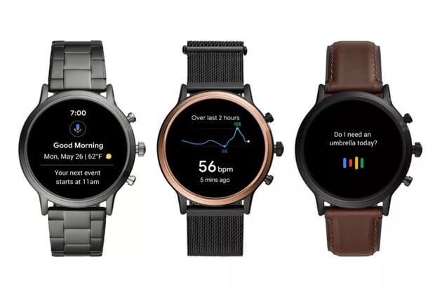 Elegantní hodinky Fossil Gen 5 představují levnější alternativu k Apple Watch