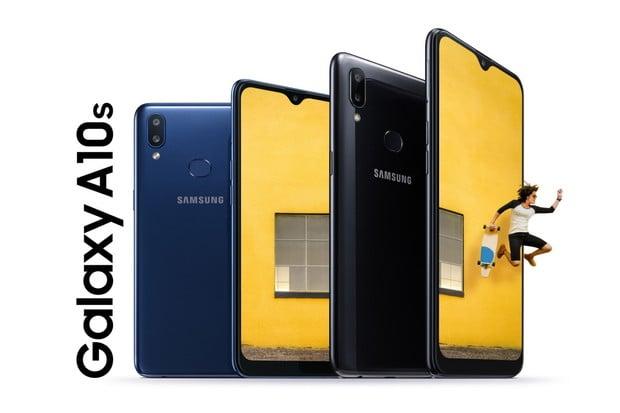 Základ se čtečkou a duálním foťákem, to je nový Samsung Galaxy A10s