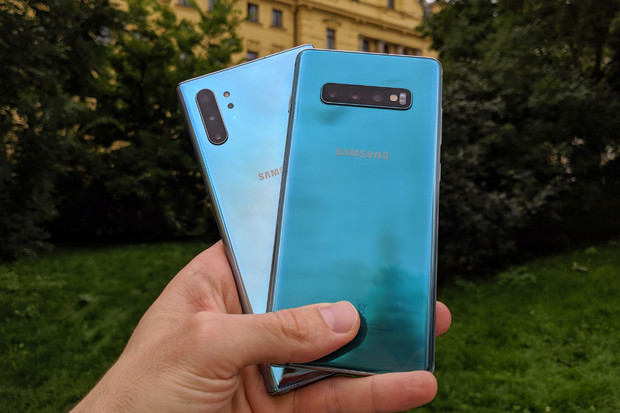 Najdete rozdíl? Porovnali jsme fotoaparáty nového Samsungu Galaxy Note10+ s Galaxy S10+