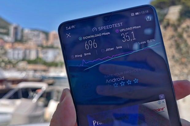 Huawei v roce 2019 vyexpedoval 6,9 milionů 5G smartphonů, překonal tak i Samsung