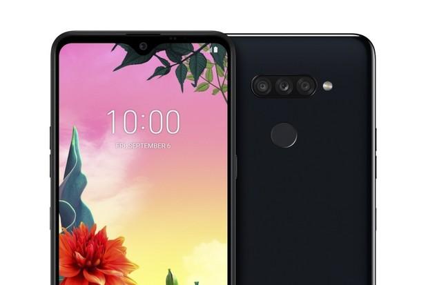 LG představilo dvě základní novinky K40s a K50s s velkými displeji