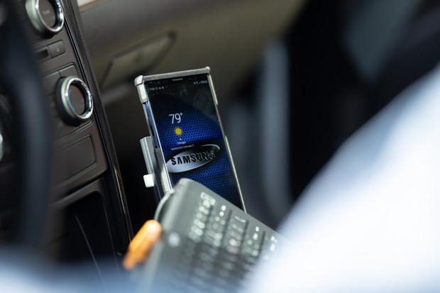 Samsung bude pomáhat v boji se zločinem v Chicagu