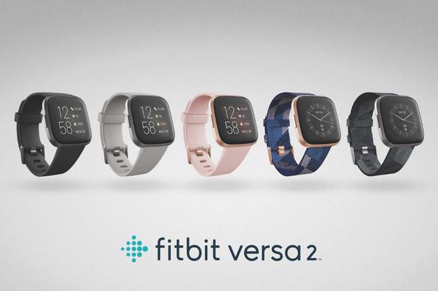 Chytré hodinky Fitbit Versa 2 nově nabídnou zabudovaný mikrofon i Spotify
