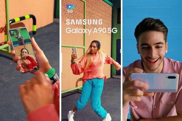 Známe podobu Samsungu Galaxy A90 s podporou sítí 5G