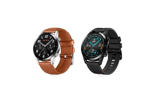 Unikly finální rendery chytrých hodinek Huawei Watch GT 2