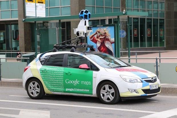 V Google Mapách na Androidu se můžete pohodlněji procházet skrz Street View
