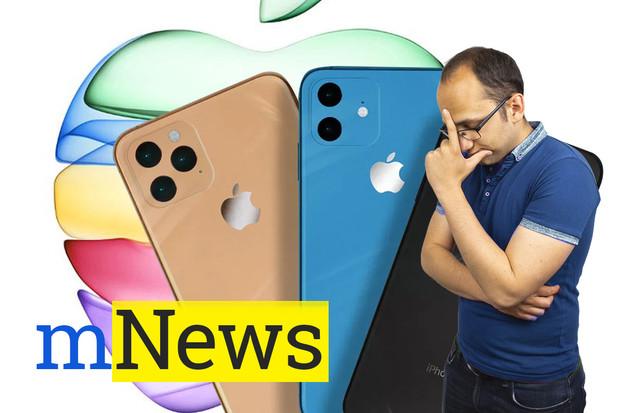 Nové iPhony se blíží a problémy Huawei nekončí