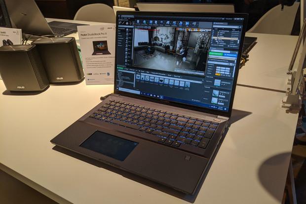 ASUS StudioBook Pro X nabídne dva displeje imonstrózní výkon v elegantním balení
