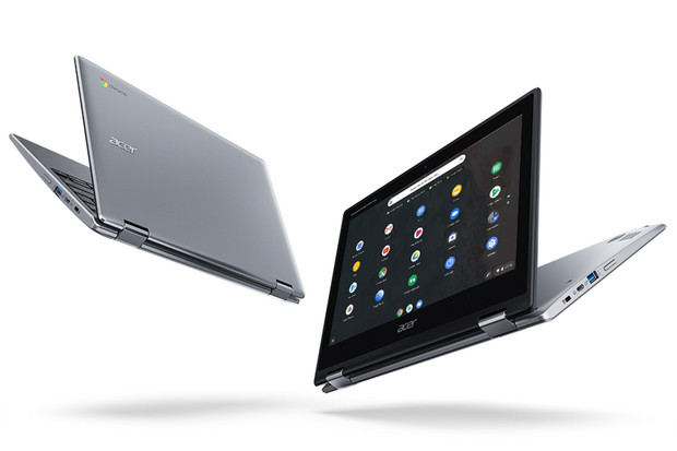 Nové Chromebooky nabídnou vysokou výdrž, produktivitu i zábavu