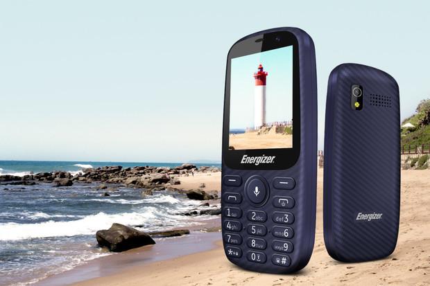 Energizer představil dva levné telefony s KaiOS