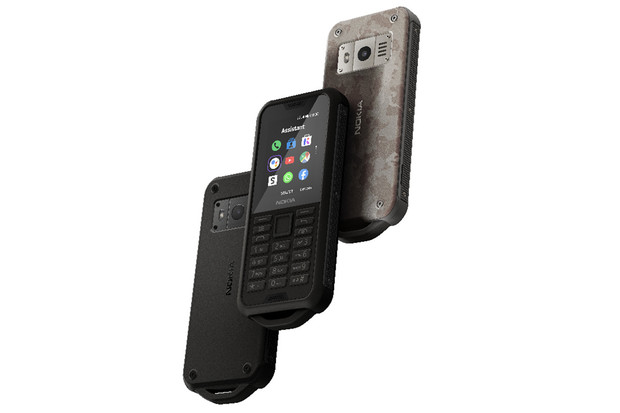 Tank s klávesnicí a podporou LTE, to je nová Nokia 800 Tough