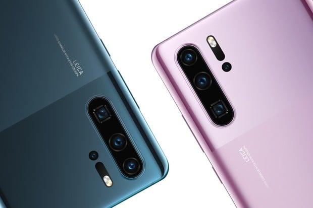 Huawei P30 Pro má dva nové barevné odstíny a Android 10