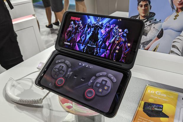 LG G8X ThinQ s duálním displejem vstupuje na trh 1. listopadu