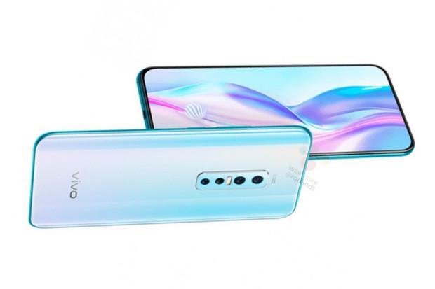 Vivo V17 Pro je prvním telefonem na světě sduální pop-up selfie kamerou