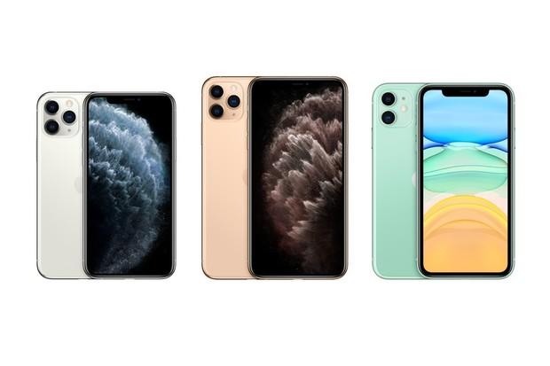 Přehledně: všechny prodávané iPhony a jejich české ceny