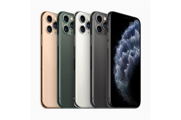 Jaké jsou hlavní rozdíly mezi iPhony Xs (Max) a novými iPhony 11 Pro (Max)?