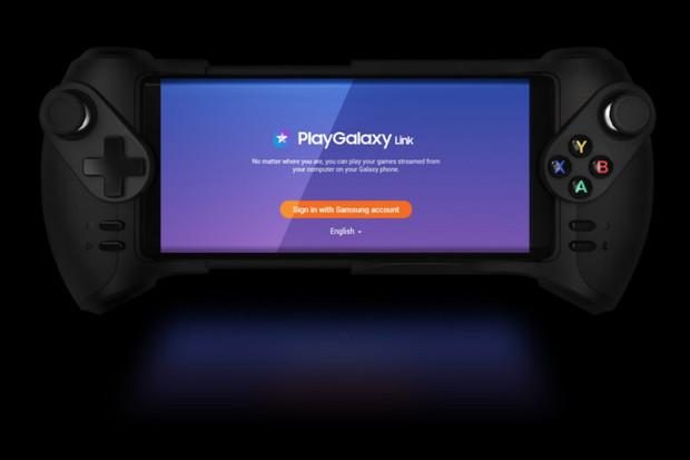 S aplikací PlayGalaxy Link od Samsungu si zahrajete velké počítačové hry na telefonu