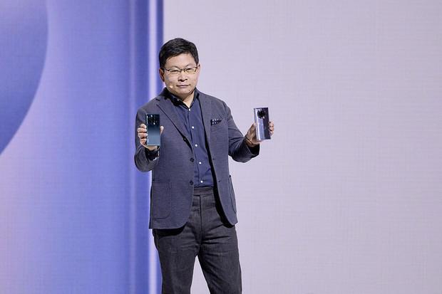 Šéf mobilní divize Huawei: nové řady Mate 30 se prodá přes 20 milionů kusů