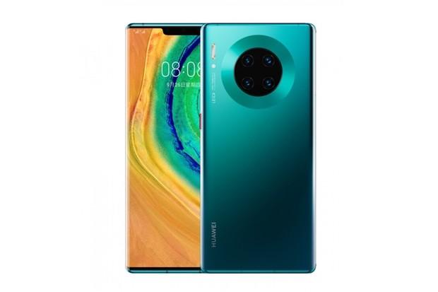 Huawei Mate 30 Pro má čtyři fotoaparáty a podporuje sítě 5G