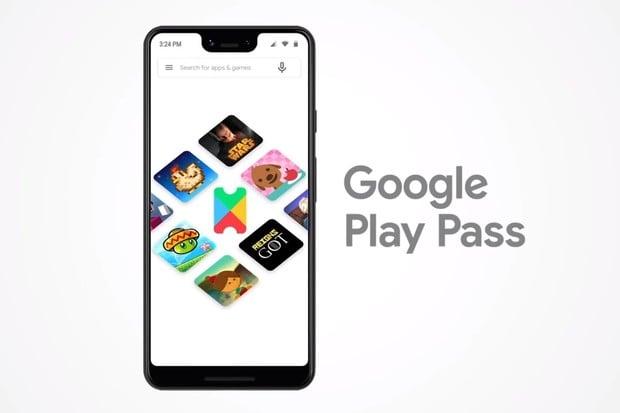 Startuje služba Google Play Pass, prozatím jen v USA