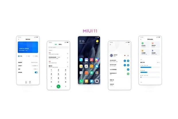 Xiaomi představilo MIUI 11. Klade důraz na přehlednost a tmavý režim