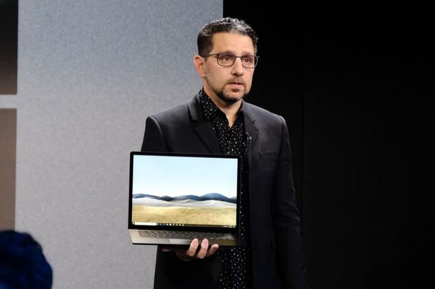 Snadná opravitelnost, rychlé nabíjení a USB-C. To je Surface Laptop 3 od Microsoftu