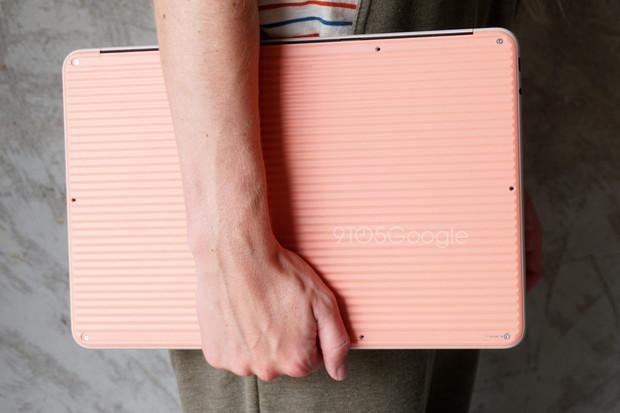 Valcha, nebo notebook? Podívejte se, jak má vypadat Google Pixelbook Go