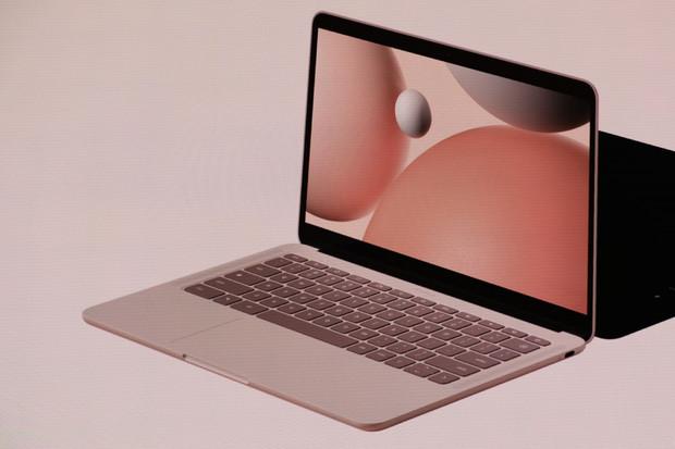 Pixelbook Go od Googlu se chlubí ultratichou klávesnicí a tloušťkou pouhých 13 mm