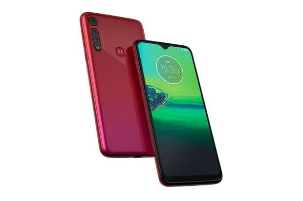 Motorola Moto G8 Play se třemi fotoaparáty na dalších obrázcích