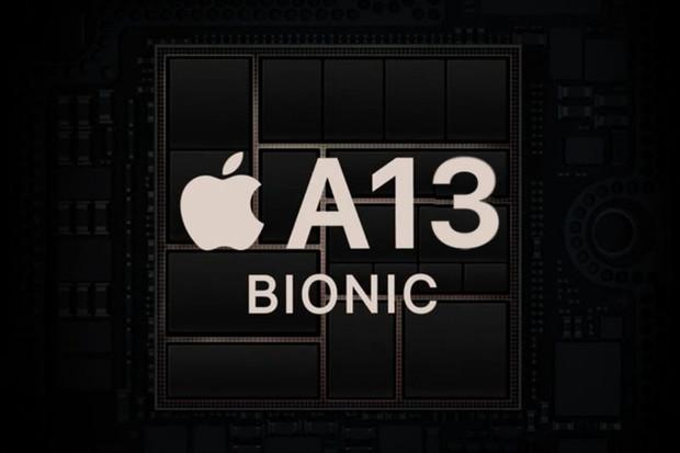 A13 Bionic od Applu je takřka dvojnásobně výkonnější než konkurenční čipsety