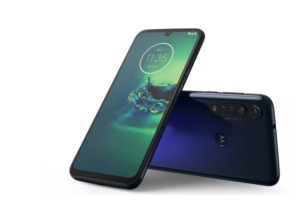 Motorola Moto G8 Plus se chlubí 48Mpx fotoaparátem a akční videokamerou