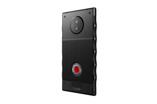 Známý výrobce filmových kamer RED zaříznul unikátní smartphone Hydrogen One