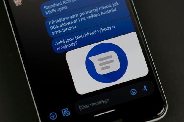 Vyzkoušeli jsme budoucnost SMS. Prozradíme vám, jak zprovoznit RCS i na vašem telefonu