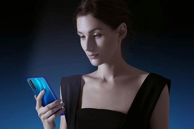 Redmi Note 8T je špičkovou novinkou střední třídy. Má 4 foťáky a NFC