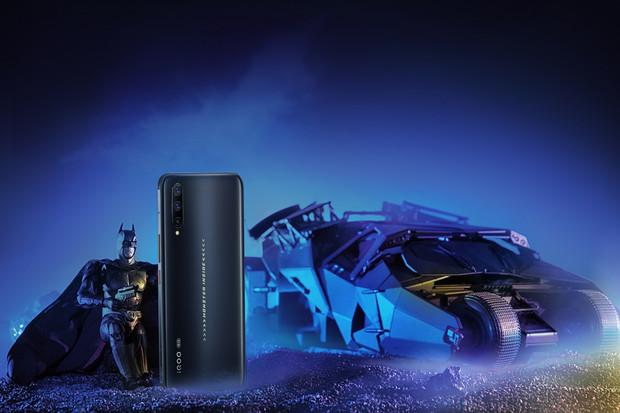 Batman se vrací, tentokrát v podobě speciální edice smartphonu Vivo iQOO Pro 5G