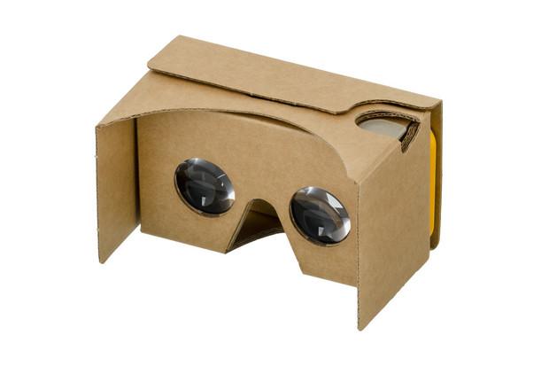 Google ruší své Cardboard, celý projekt však může žít dále