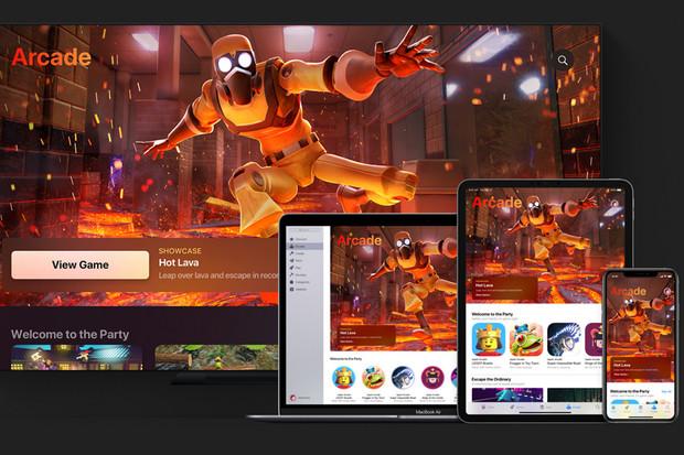 Knihovna her v Apple Arcade dosahuje stovky titulů