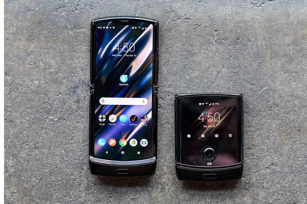 Motorola tvrdí, že ohebný Razr vydrží víc, než předvedl v testu
