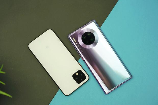 Jak dopadl noční fotoduel Google Pixel 4 vs. Huawei Mate 30 Pro?