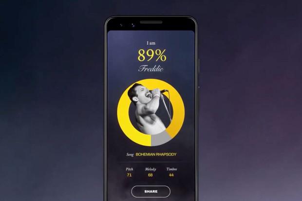 Posluchači Queen pozor! Porovnejte váš hlas v aplikaci FreddieMeter s hudební legendou
