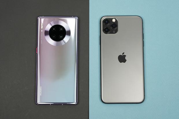 Rozsvítili jsme noc! Fotí lépe iPhone 11 Pro Max, nebo Huawei Mate 30 Pro?