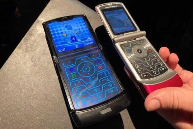 Dobře už bylo. Výrobci mobilů se zálibně dívají do minulosti