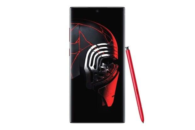 Provázej tě síla. Samsung nabízí speciální edici Galaxy Note10+ a Galaxy Buds