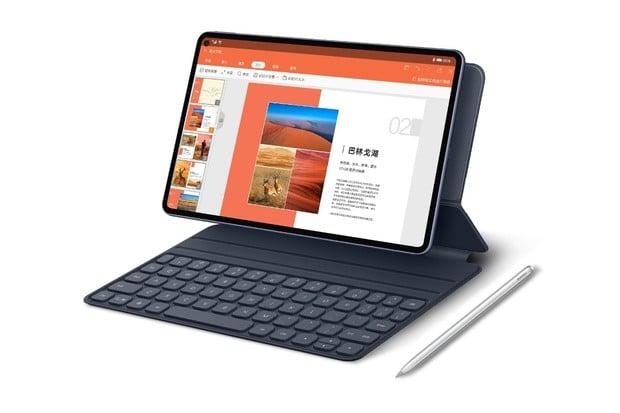 Huawei MatePad Pro je tu. Má Kirin 990, velmi rychlé nabíjení a malé rámečky