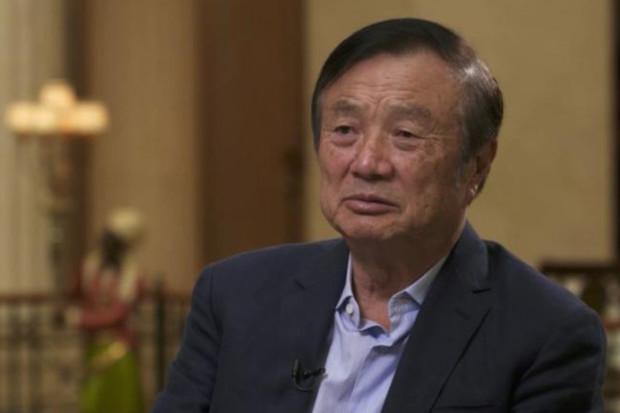 Ren Zhengfei: Huawei má stále na to stát se číslem jedna,a to i bez Googlu