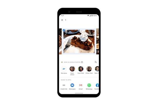 V Google Fotkách si lze posílat zprávy, usnadní to sdílení fotografií