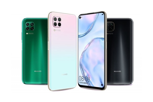 Huawei nova 6 SE přináší pětici fotoaparátů do střední třídy
