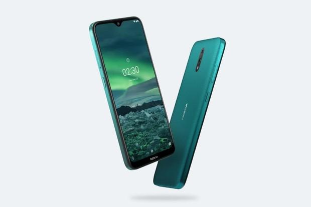 Nokia 2.3 míří na český trh. Za tři tisíce zaujme dvěma foťáky