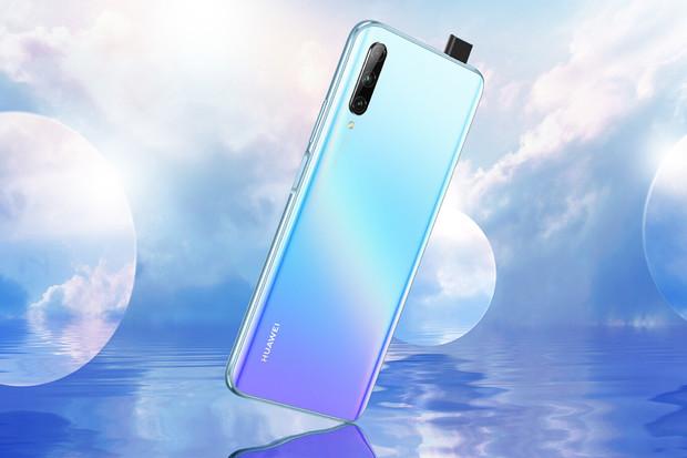 Huawei P smart Pro je novinkou střední třídy s velkým displejem a pop-up kamerkou